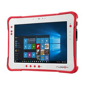 10.1-inch Fully Rugged Windows Pad on RUGGON CORPORATION|Rextorm ...