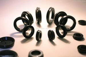 Customized size EPDM seals