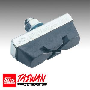 SCS Brake Shoes/ Caliper U-Brake Size: 40 mm【SCS-207N】