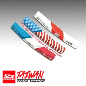 SCS Brake Pad Replacement Size:70mm【SCS-F911R】USA Flag