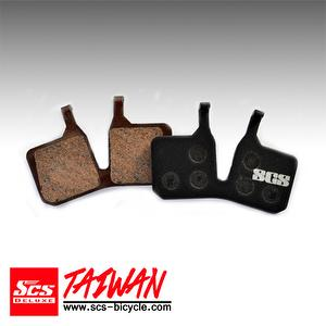 SCS Organic Disc Brake Pad for Magura MT5【SDP-19M】