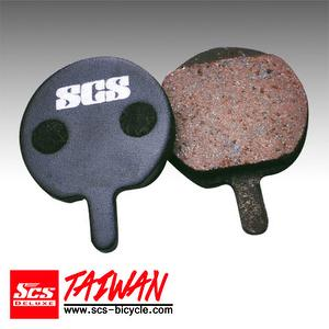 SCS Organic Disc Brake Pad for Hayes MX-2/ Sole【SDP-22H】