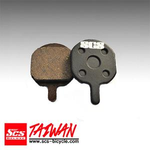 SCS Organic Disc Brake Pad for Hayes 【SDP-22S】