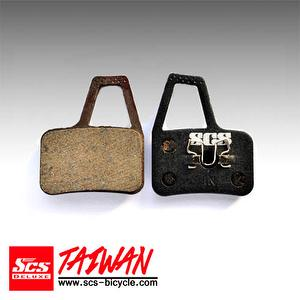 SCS Organic Disc Brake Pad for Hayes El Camino【SDP-23H】