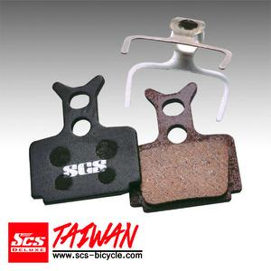 SCS Organic Disc Brake Pad for Formula the one/R1【SDP-33F】