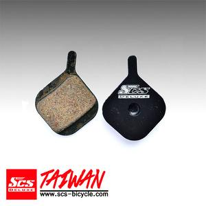 SCS Organic Disc Brake Pad for Cannodale Coda【SDP-41C】