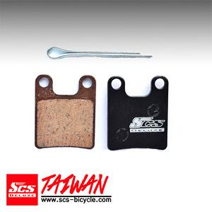 SCS Organic Disc Brake Pad for Hope C2/Giant 2000【SDP-51H】