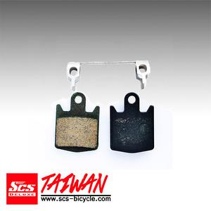 SCS Organic Disc Brake Pad for Hope M4【SDP-54H】