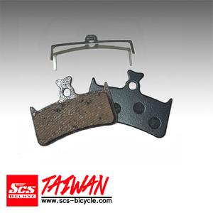 SCS Organic Disc Brake Pad for Hope Tech3 E4/【SDP-62H】