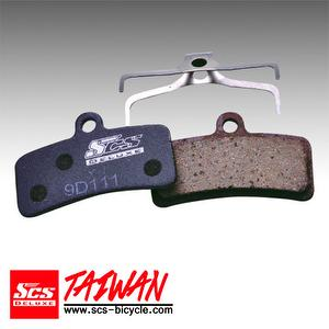 SCS Organic Disc Brake Pad for Shimano New Saint【SDP-65S】