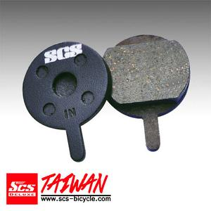 SCS Organic Disc Brake Pad for Promax DSK-400, 601【SDP-72P】