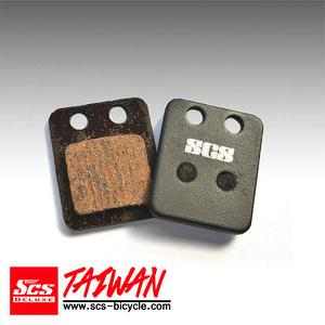 SCS Organic Disc Brake Pad for SR Hydraulic【SDP-73S】