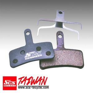 SCS Organic Disc Brake Pad for Tektro Dorado E-Bike【SDP-73T】