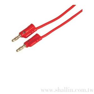 Test lead set banana plug type