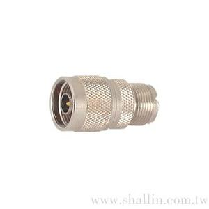N male to UHF female gold-pin
