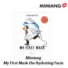 Mimiang My First Mask the Hydrating Facia