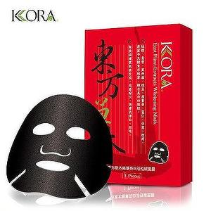 KKORA - East Plant Extracts Whitening Mask