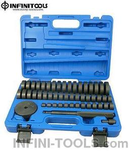 52-piece Mounting Pad Set for Bearings