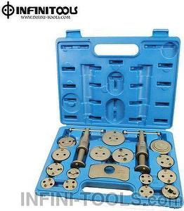 18-piece Universal Brake Piston Rewinding Tool
