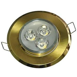 3w Ceiling led-golden
