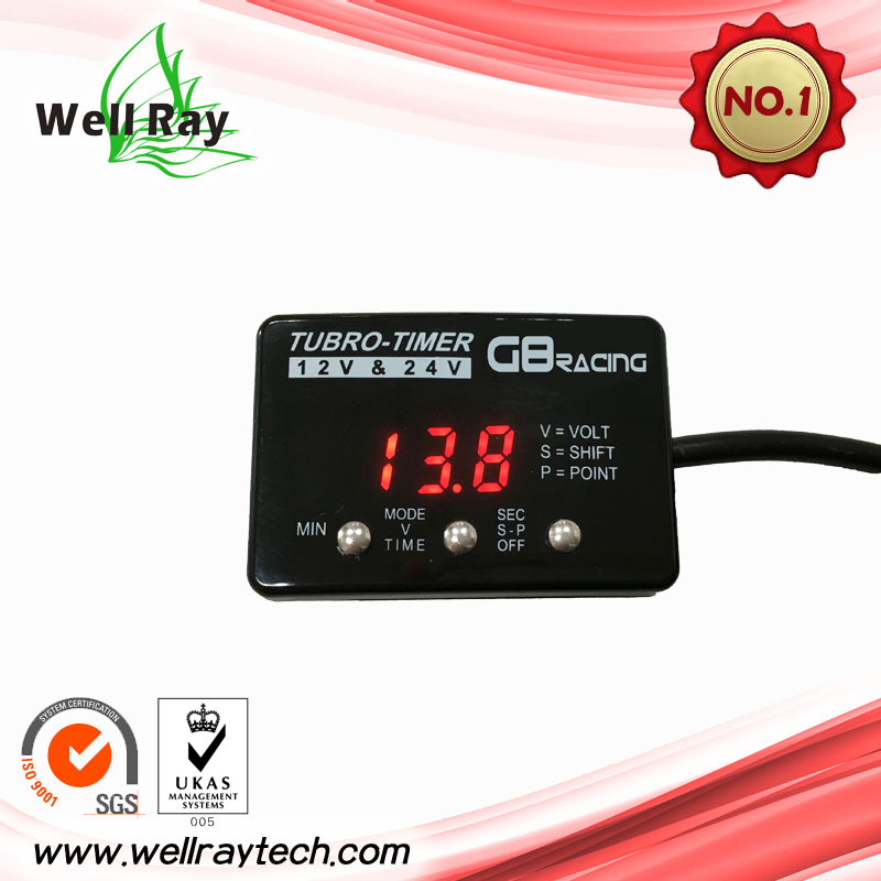 High Quality 12-24V turbo timer |others on WELL RAY TECHNOLOGY LTD ...