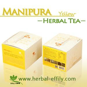 Effily Manipura(Yellow) Herbal Tea