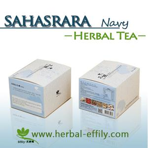 Effily Sahasrara (Navy) Herbal Tea