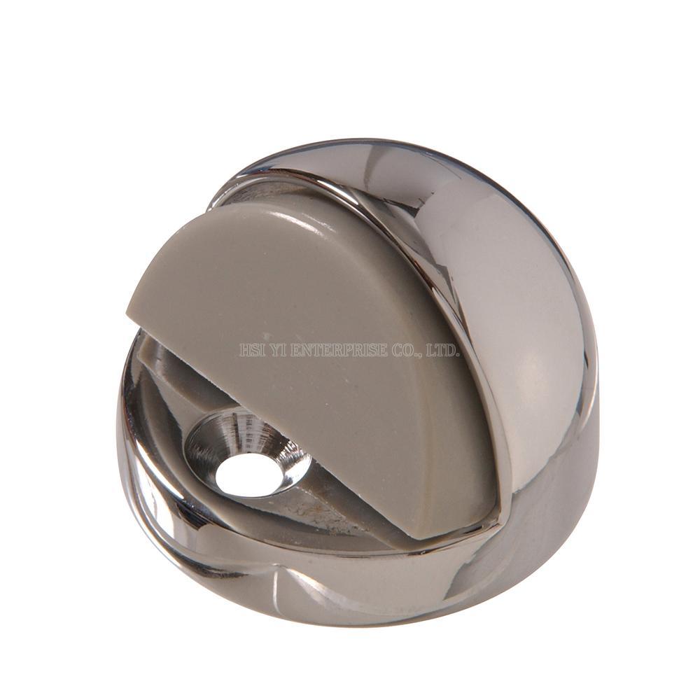 High Profile Floor Mount Glass Shower Rubber Door Stopperdoors And