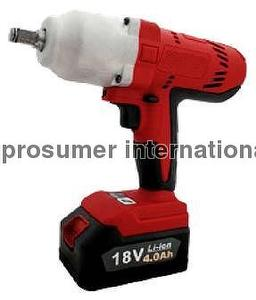 Power Tools 18V Li-ion Impact Wrench