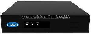 8ch Network Video Recorder