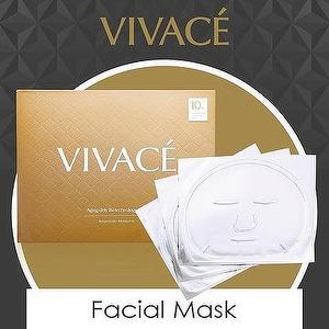 anti-aging mask beauty face mask(3pcs/box)