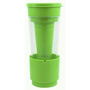 PuriMax Cup (bright green, red) – A Mobile Vitality Water Generator