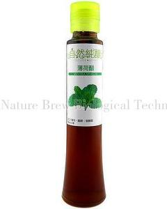 Organic Mint vinegar