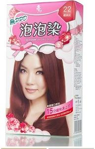 PPD Free Bubble Hair Coloring