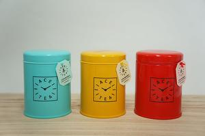 ACE TEA tea storage tins