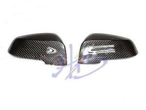 CARBON FIBER BMW F10 LCI MIRROR COVER