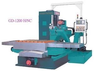 GD-1200HNC molds CNC four axes Deep Hole Drilling Machine