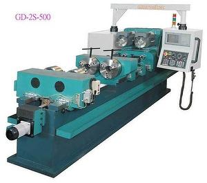 manual Two Drilling Spindles central holes Drilling Machine