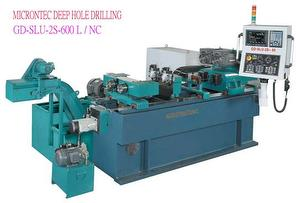 GD-SLU-2S-300LNC Deep Hole Drilling Machine