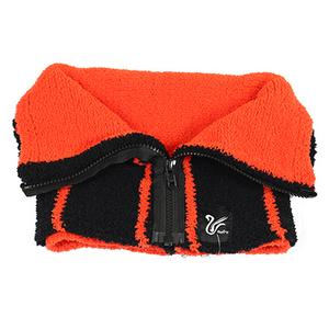 Cashmere-Like Muti-Way Scaf-Orange