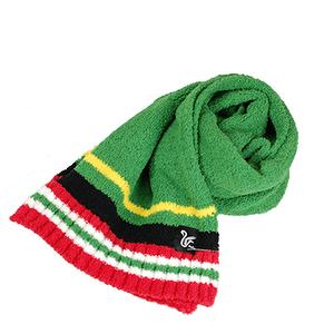 Cashmere-Like Amti-erethism & warm Color Muffler-Green