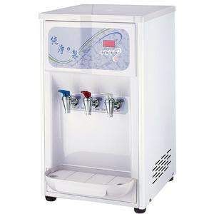 Water dispenser, water filtration, hot and cold water
