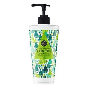 GREEN FRESH DEEP CLEANSING SHAMPOO