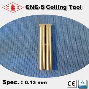 CNC-8 Coiling Tool 0.13mm