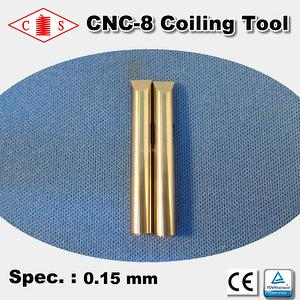 CNC-8 Coiling Tool 0.15 mm