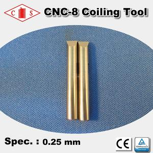 CNC-8 Coiling Tool 0.25 mm