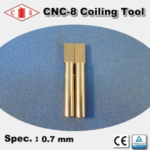 CNC-8 Coiling Tool 0.7 mm