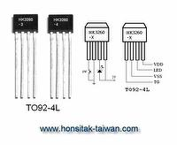 LED Blinking IC HK3260, TO92-4L