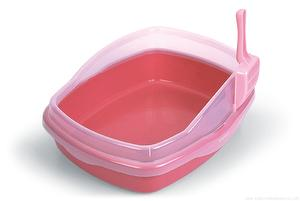 Semi Transparent Top Cat Pan