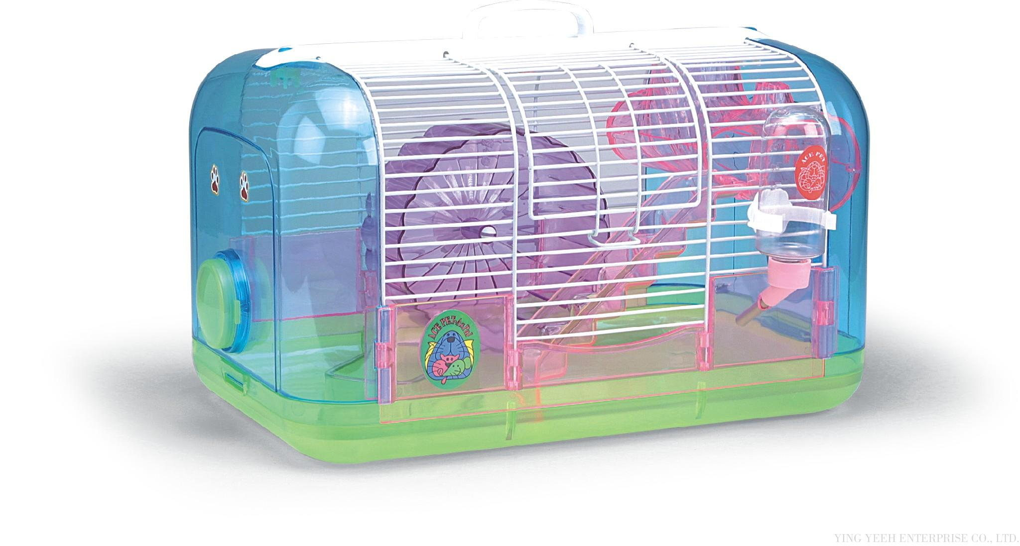 new mouse hamster small animal house pet cage house